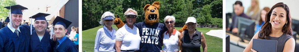 Graduates, alumni and friends of Penn State