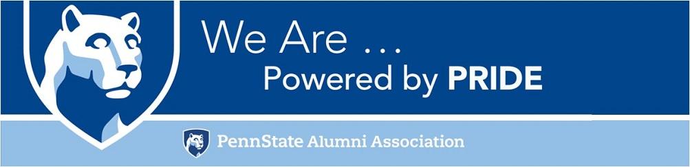 Penn State Alumni Association Pride Logo