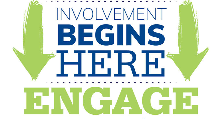 Involvement Begins Here - Engage