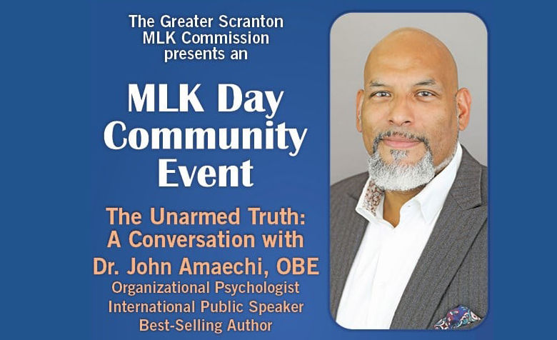 graphic about MLK dat community event