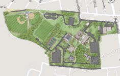 Scranton campus map thumbnail