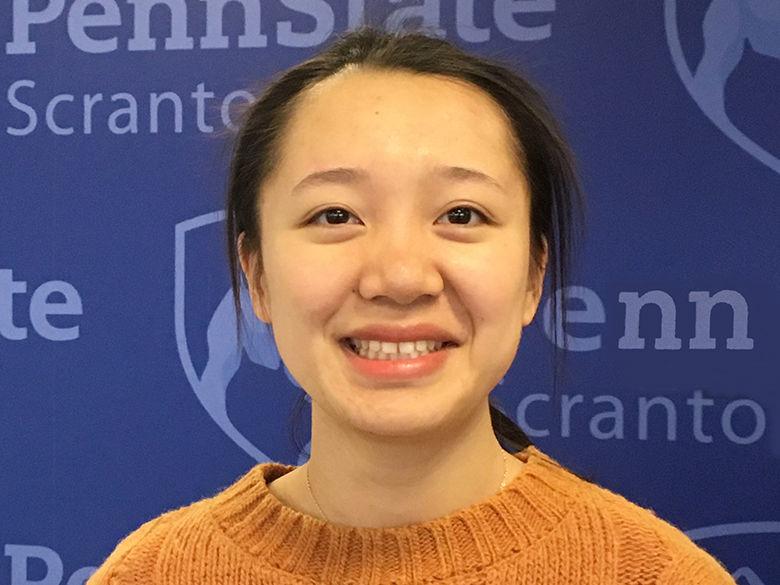 headshot of Shengyi Yang