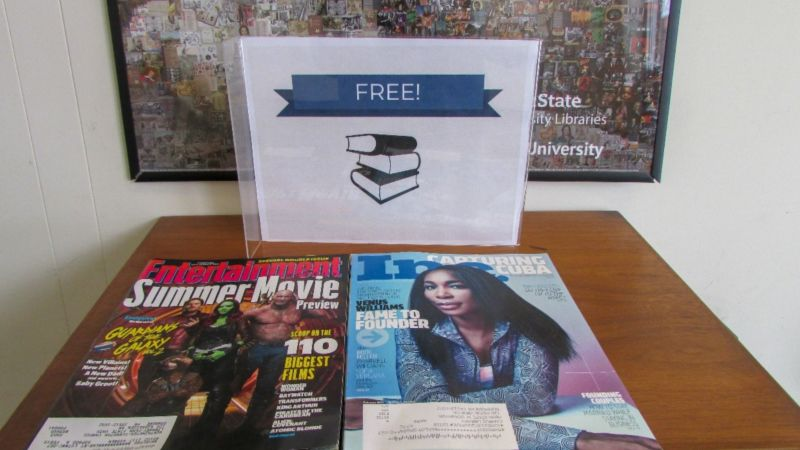 free reading area