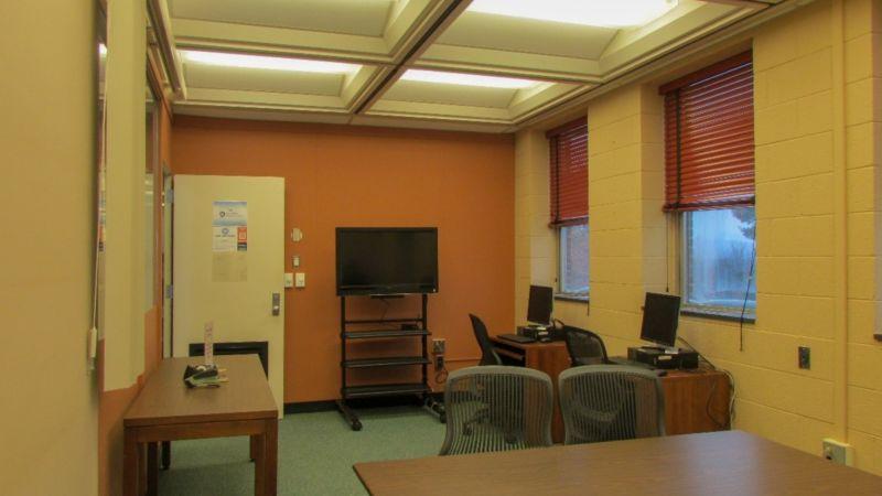 group study lounge