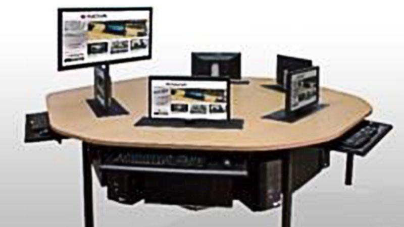 IST workstation rendering