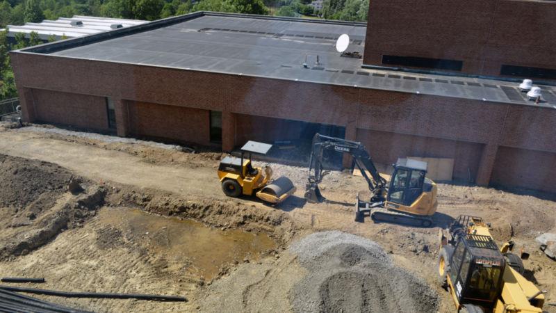 SLC patio construction