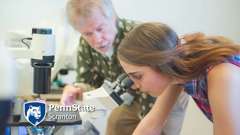Penn State Scranton a great choice for adult and veteran students.