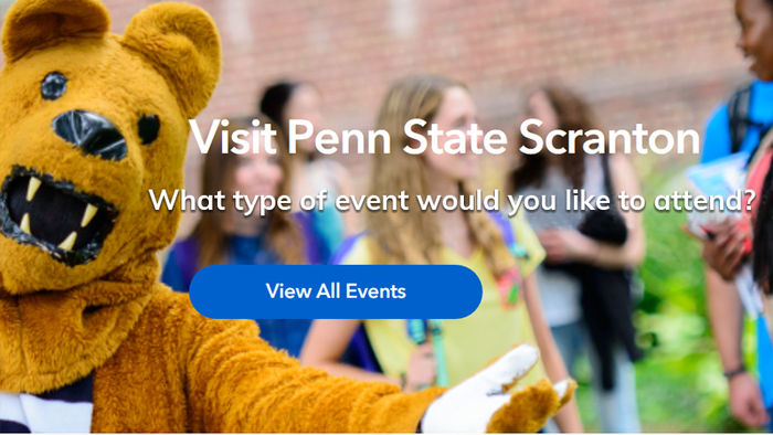 Visit Penn State Scranton. View all events.