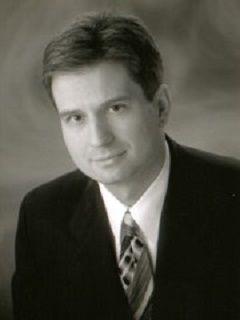 Ted Stampien headshot