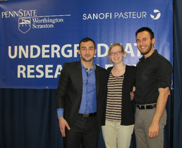 Undergraduate Research Students