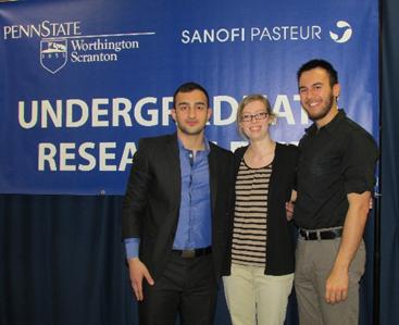 Undergraduate Research Students