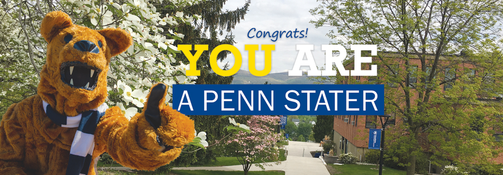 You are a Penn Stater